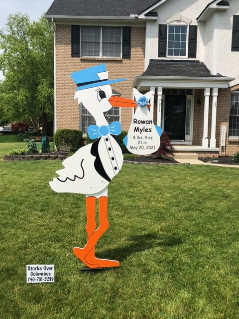 Stork Yard Signs